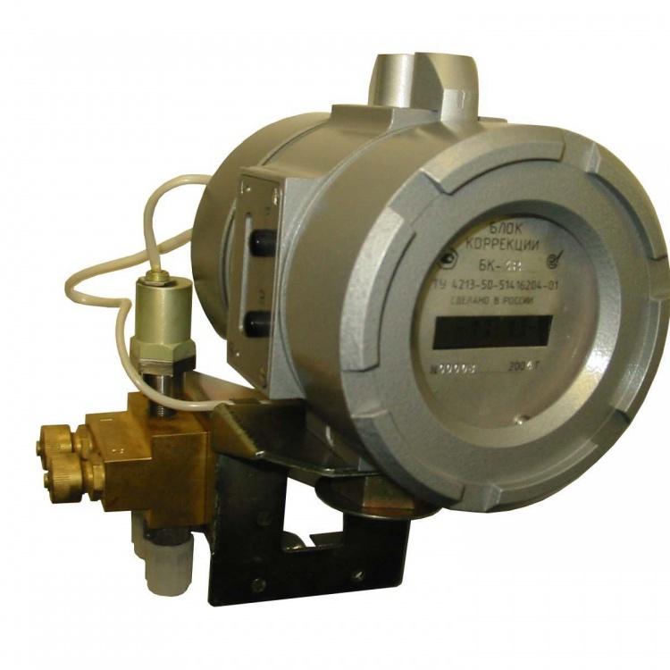 Корректоры объема газа Сигнал